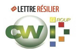 résilier-CWI-assurance