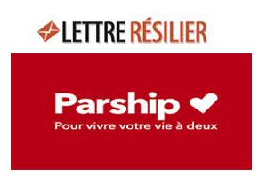 Résilier-Parship
