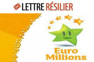 Résiliation-Euro Millioins