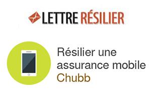 Chubb assurance mobile suspendre mon contrat d'abonnement