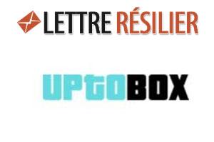 résilier abonnement uptobox