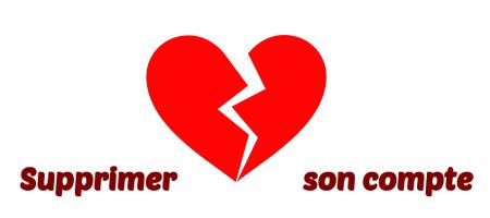 Fermer compte Yes Messenger
