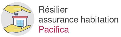 Résilier assurance habitation Pacifica