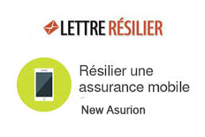 Résilier assurance mobile New Asurion