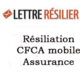 Arrêter son contrat assurance mobile CFCA