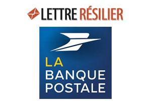 résilier mutuelle banque postale