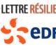 résilier EDF
