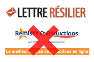 Remisereduc résiliation