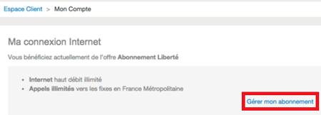 Résilier son contrat Liberté Wifirst en ligne