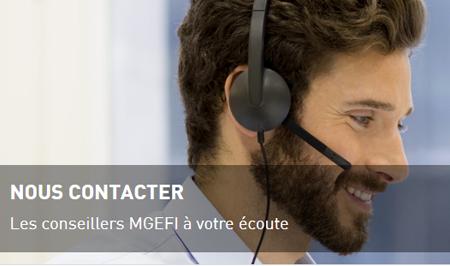 Contacter MGEFI