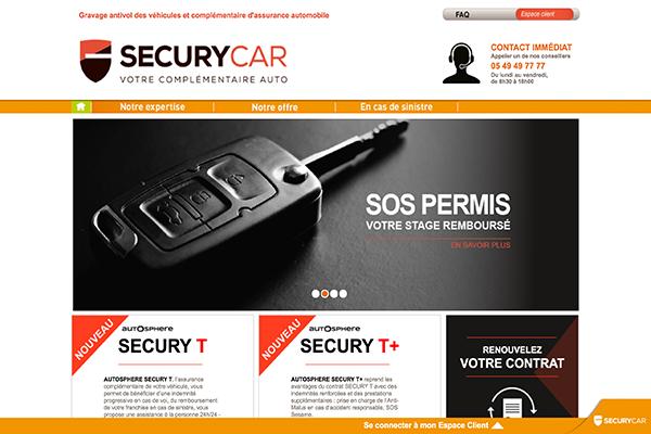 Site officiel Securycar